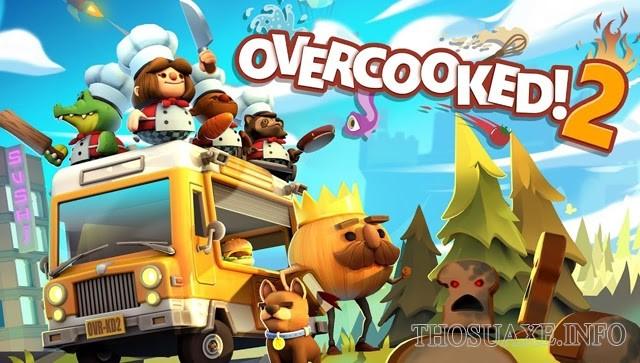 Overcooked! 2 thu hút người chơi bởi đồ họa thú vị