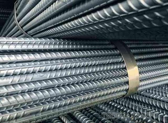 Sắt là kim loại thông dụng trong nhiều lĩnh vực