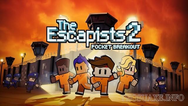 Trải nghiệm vượt ngục cùng bạn bè trong The Escapists 2