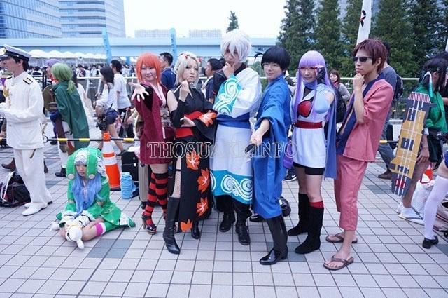 Comiket - lễ hội cosplay lâu đời tại Nhật Bản