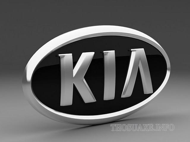 Logo thương hiệu ô tô KIA