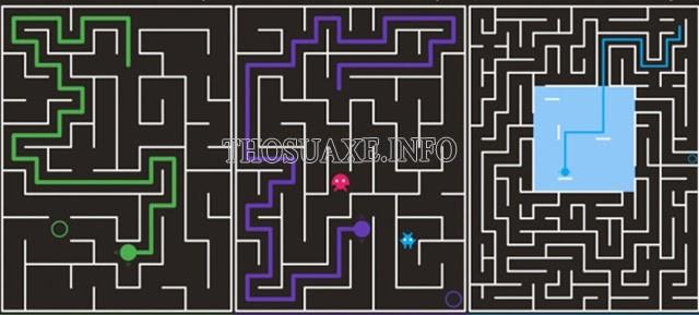 """Puzzle: Mazes & More với nhiều mê cung """"khó nhằn"""""""