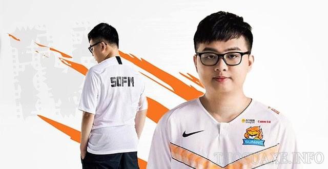 SofM đạt được thứ hạng cao tại máy chủ LOL Hàn Quốc