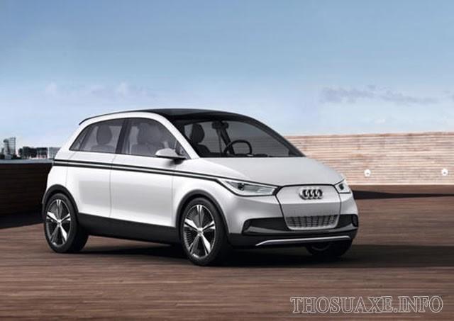 Audi A2 hiện nay đã ngừng sản xuất
