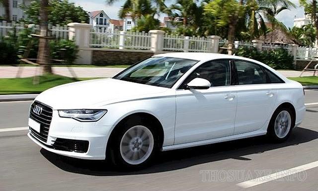 Audi A6 đánh dấu kỷ nguyên phong cách mới của hãng xe sang