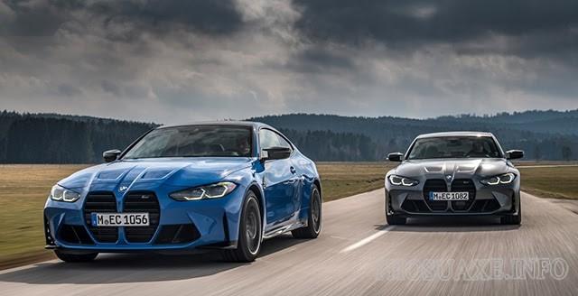 BMW M Series là biểu tượng cho dòng xe thể thao của hãng