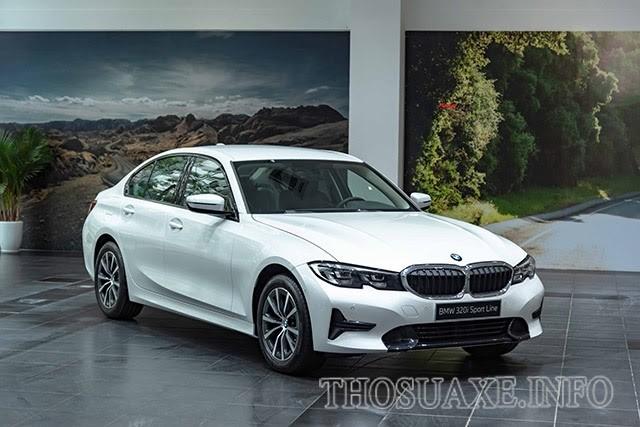 BMW Series 3 - Mẫu sedan trẻ trung và hiện đại