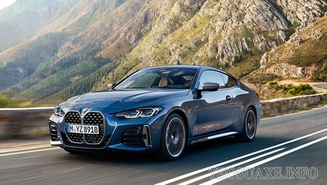 BMW Series 4 có ngoại hình thời trang hướng đến khách hàng nữ
