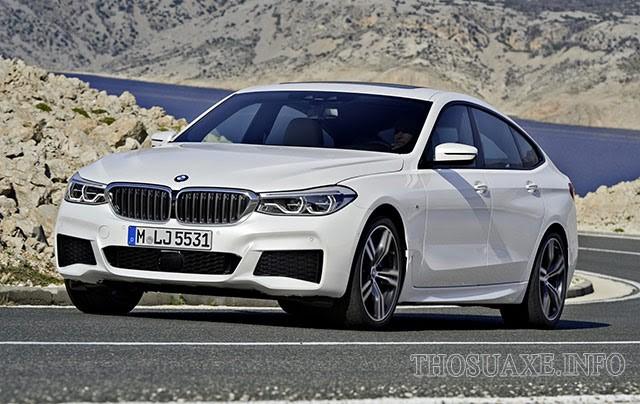 BMW Series 6 lịch lãm và thu hút mọi ánh nhìn