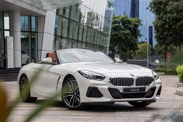 BMW Z4 là mẫu xe thể thao hướng đến sự thoải mái cho người dùng