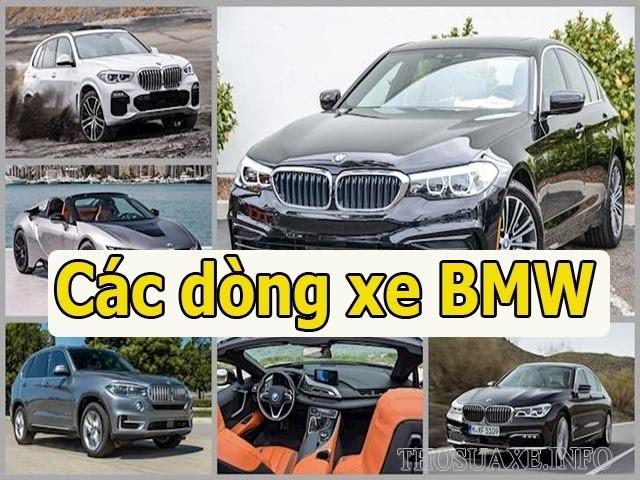 BMW là một trong các thương hiệu xe sang được ưa chuộng trên thế giới