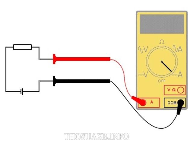 Hướng dẫn cách đo điện áp một mạch điện