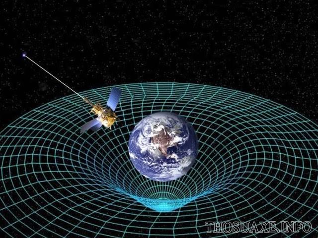 Lực hấp dẫn trong vũ trụ