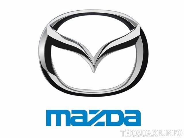 Logo thương hiệu Mazda của Nhật Bản