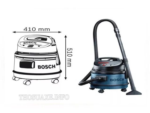Máy hút bụi Bosch GA S 11-21 Professional