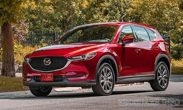 Mẫu xe Mazda CX-5