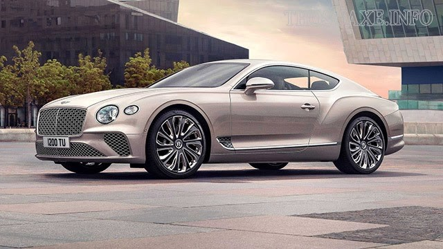 Mẫu xe sang trọng nhất trong các xe của hãng Bentley