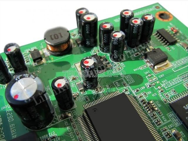 Nhờ những công dụng đặc biệt mà tụ điện xuất hiện trên vô số các mạch điện với chức năng khác nhau
