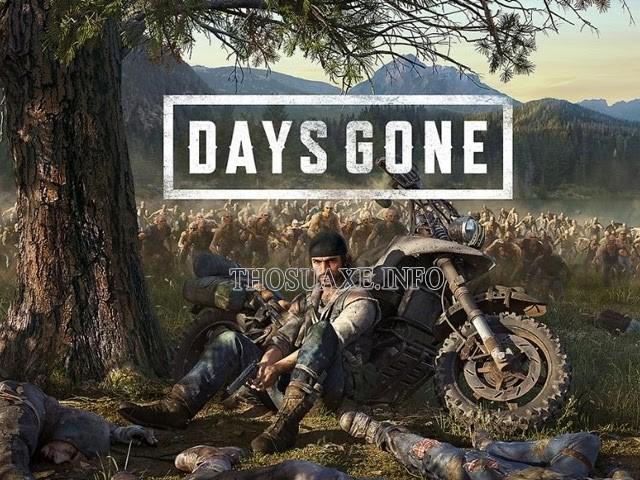 Tựa game Days Gone