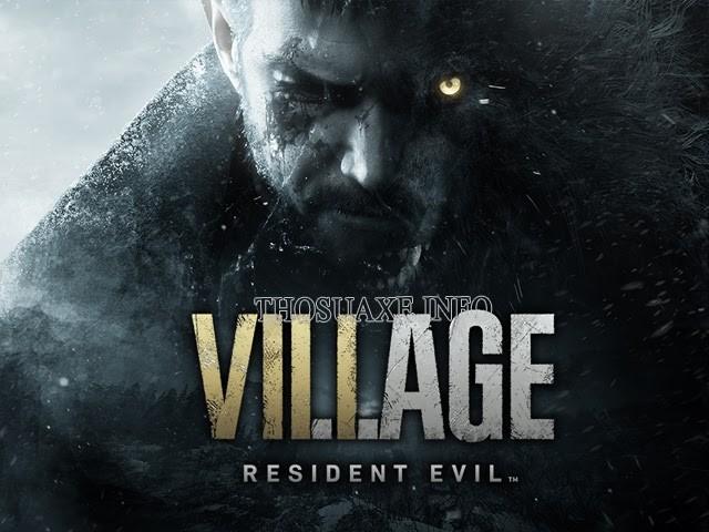 Tựa game Resident Evil Village