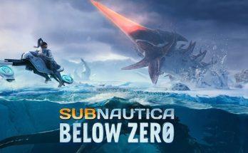 Tựa game Subnautica: Below Zero