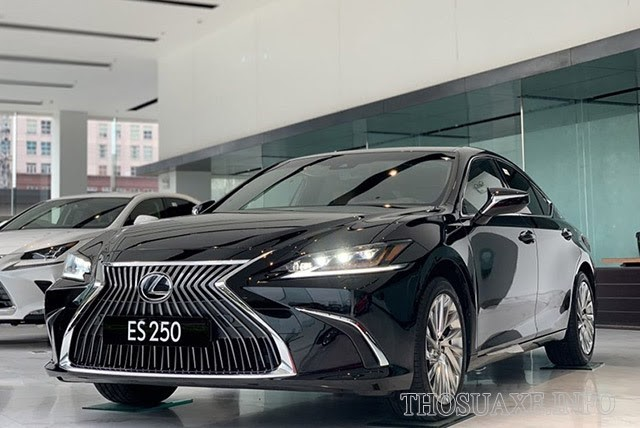 Ý nghĩa đằng sau tên gọi của xe hơi hạng sang Lexus