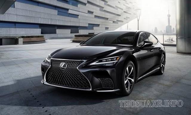 Các dòng xe Lexus LS đã kiến tạo chuẩn mực về dòng xe sang bền bỉ