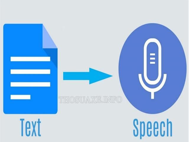 Cách chuyển văn bản thành giọng nói