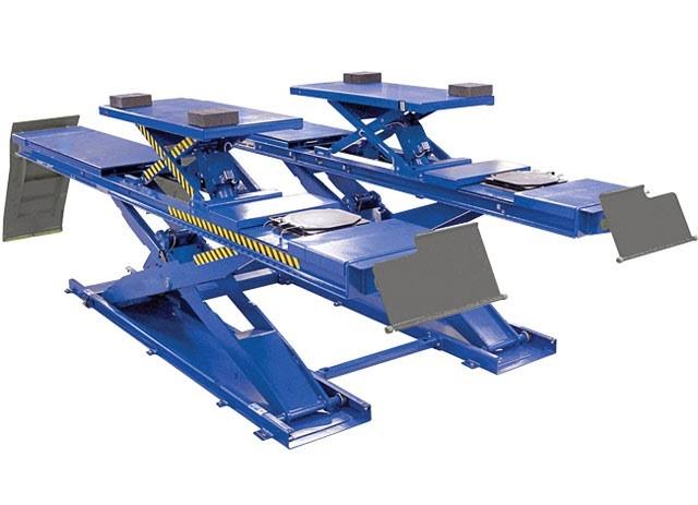 Cầu nâng kiểu xếp Heshbon HL-52F