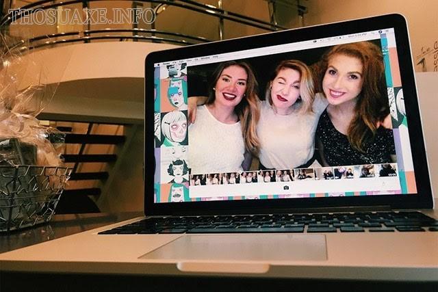 Chụp ảnh bằng Photo Booth trên máy tính