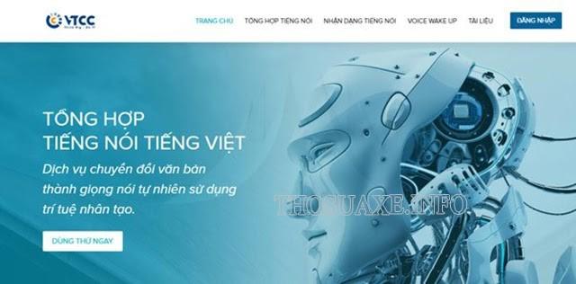 Chuyển văn bản thành giọng nói tiếng Việt trên máy tính