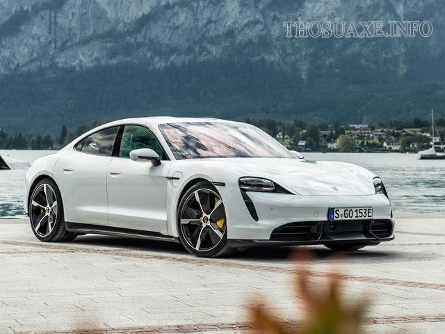 Dòng xe Porsche Taycan