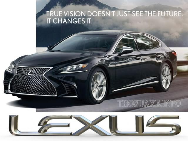 Lexus là đại diện của những điều tinh túy