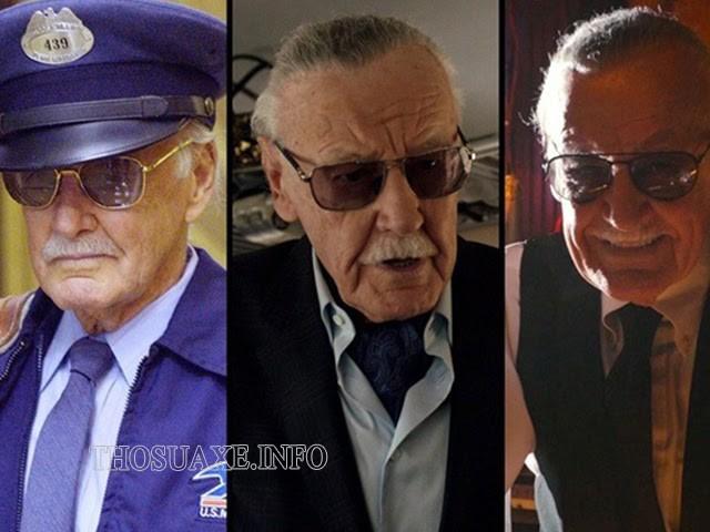 Stan Lee - Ông hoàng của những vai diễn cameo
