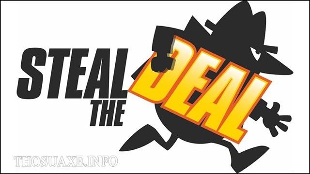 Steal deal có ý nghĩa gì?