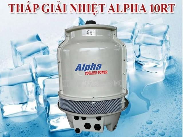 Tháp hạ nhiệt Alpha 10RT