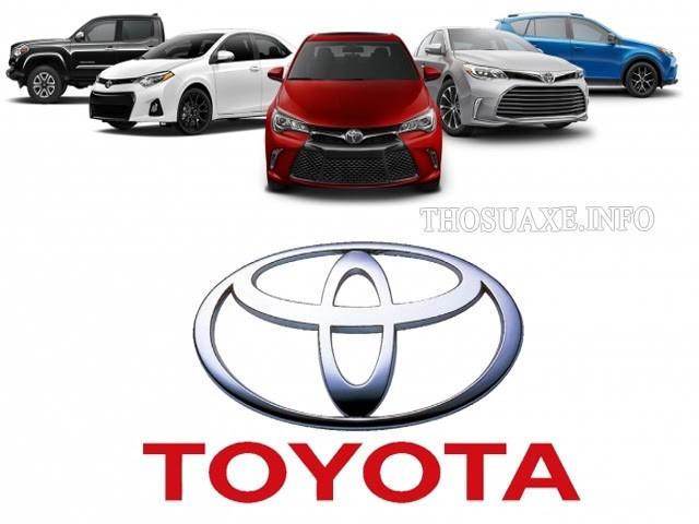 Toyota là một trong những thương hiệu ô tô giá trị nhất trên thế giới