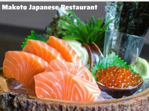 Trải nghiệm Sushi tươi ngon tại nhà hàng Makoto Japanese Restaurant