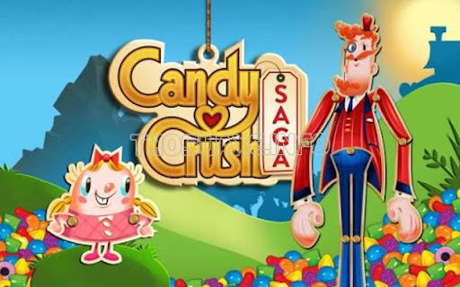 Candy Crush Saga - game hay cho IOS mà bạn không thể bỏ lỡ