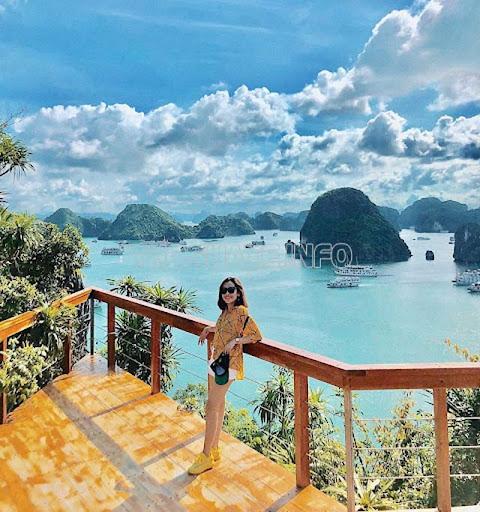 Đảo Soi Sim được yêu thích khi du lịch Hạ Long