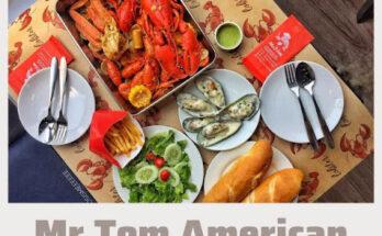 Các món ăn Á - Âu hấp dẫn tại hệ thống Mr Tom American