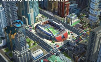 Trò chơi xây dựng thành phố hay trên điện thoại