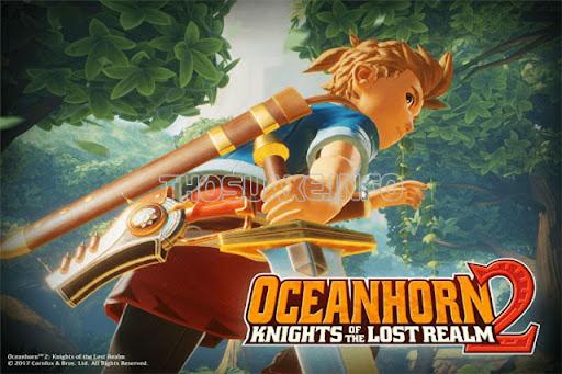 Tải game hay dành cho IOS mang tên Oceanhorn 2