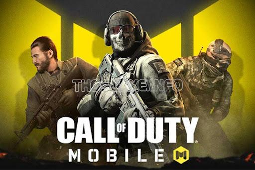 Call of Duty hiện đang có cả bản mobile và ipad